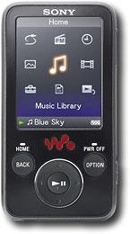 BestBuy - Sony 4GB Walkman Black Video MP3 Player - $99.99