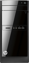 HP - 110 Desktop - 4GB Memory - 1TB Hard Drive