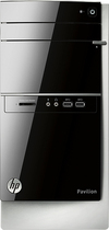 HP - Pavilion 500 Desktop - 8GB Memory - 1.5TB Hard Drive
