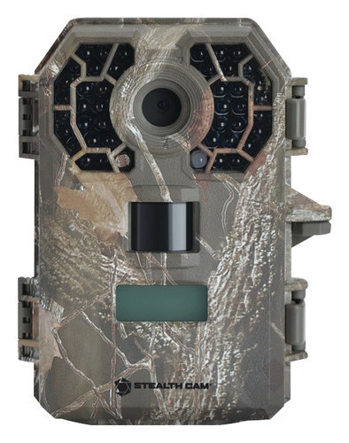 Stealth Cam - 10.0-Megapixel Scouting Camera - Camo/Gray (Green/Gray)