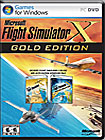 Flight Simulator X Gold Edition - Windows