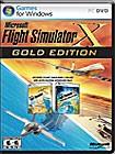 Flight Simulator X Gold Edition - Windows