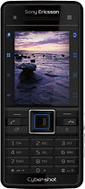 Buy Web Cams - Sony Ericsson Cyber-Shot Mobile Phone (Unlocked) - Black