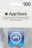 Apple® - $100 App Store Gift Card