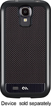 Buy Cheap Case-Mate - Carbon Fiber Collection Case for Samsung Galaxy S 4 Mobile Phones - Black Top Quality