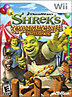 Shrek's Carnival Craze Party Games - Nintendo Wii