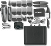 Conair Combo Cut 32-Piece Deluxe Hair Cutting Kit - Black