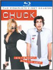 Chuck: The Complete First Season - Widescreen Subtitle AC3 - Blu-ray Disc