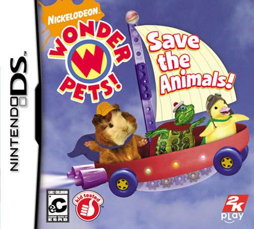 Wonder Pets: Save the Animals - Nintendo DS