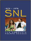 Saturday Night Live: The Complete Fourth Season [7 Discs] - DVD