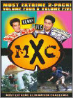 Mxc: Most Extreme Elimination Challenge 4 & 5 - DVD