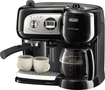 Buy Coffee Makers  - DeLonghi Cappuccino, Espresso Maker/10-Cup Coffeemaker - Black