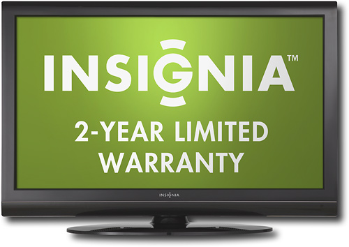 Insignia 42 ns l42q 10a 1080p 60hz lcd hdtv 498 bestbuy enjoy your favorite tv shows movies or sports using this hdtv that features 65 ms response time for reducing blurring and streaking during fast action sciox Gallery