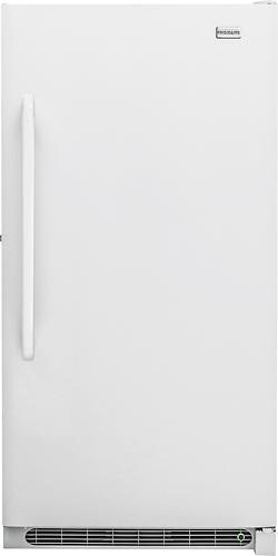 Frigidaire - 16.6 Cu. Ft. Frost-Free Upright Freezer - White