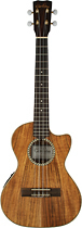 Cordoba 4-String Tenor Single-Cutaway Acoustic/Electric Ukulele