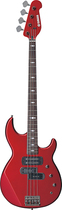Yamaha - Billy Sheehan Signature 4-String Electric Bass Guitar - Lava Red
