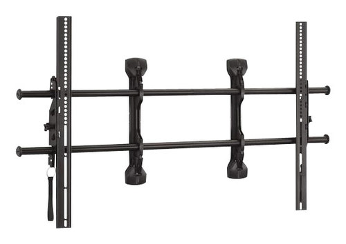 Chief - Fusion TV Wall Mount for Most 55-75 Flat-Panel TVs - Black