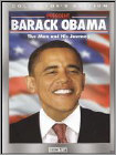 President Barack Obama: The Man and His Journey - DVD