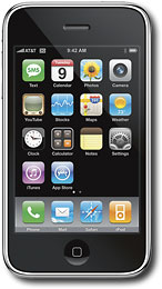 Apple - iPhone 3G with 16GB Memory