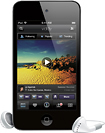 Apple - iPod touch 8GB MP3 Player 4th Generation - Black