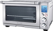 Breville - Smart Oven Convection Toaster/Pizza Oven - Silver