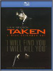 Taken - Widescreen AC3 Dolby Dts - Blu-ray Disc