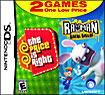 The Price Is Right / Rayman Raving Rabbids - Nintendo DS