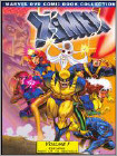Marvel Comic Book Collection: X-Men, Vol. 1 [2 Discs] - DVD