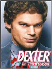 Dexter: The Third Season [4 Discs] - Widescreen AC3 Dolby - DVD