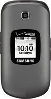 Verizon Wireless Prepaid - Samsung Gusto 2 No-Contract Mobile Phone - Black