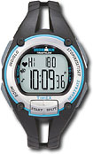 Timex - Ironman Road Trainer Heart Rate Monitor - Black T5K214