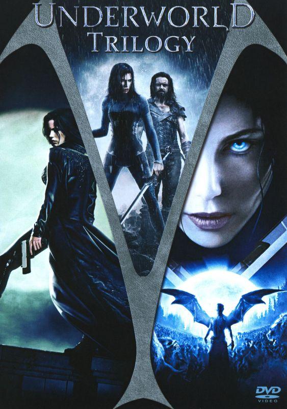 Underworld Trilogy [3 Discs] (DVD) (Boxed Set)