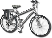 Currie Technologies EZ-TRZ-GY E-Zip Trailz Mens Electric Bike