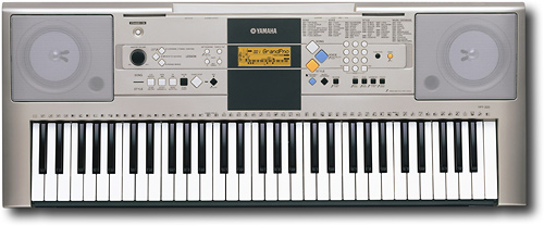 Yamaha Portable Keyboard with 61 Full-Size Touch-Sensitive Keys