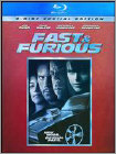 Fast & Furious - Widescreen Dubbed Subtitle Special - Blu-ray Disc