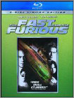 The Fast and the Furious - Widescreen Dubbed Subtitle Limited - Blu-ray Disc