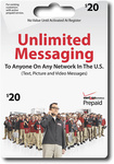 Verizon Wireless Prepaid - $20 Prepaid Wireless Airtime Card