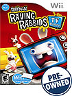 Rayman Raving Rabbids TV Party - PRE-OWNED - Nintendo Wii