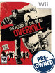The House of the Dead: Overkill - PRE-OWNED - Nintendo Wii