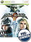 Soul Calibur IV - PRE-OWNED - Xbox 360