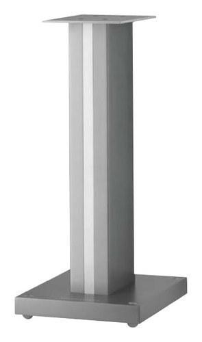 Bowers & Wilkins - Floor Stands for CM Series 2 Bookshelf Speakers (Pair) - Silver