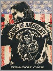 Sons of Anarchy: Season One [4 Discs] - Fullscreen Dolby - DVD