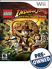 LEGO Indiana Jones: The Original Adventures - PRE-OWNED - Nintendo Wii