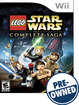 LEGO Star Wars: The Complete Saga — PRE-OWNED