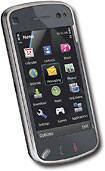 Nokia N97 Mobile Phone (Unlocked) - Black