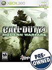 Call of Duty 4: Modern Warfare - PRE-OWNED - Xbox 360