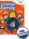 Cosmic Family - PRE-OWNED - Nintendo Wii
