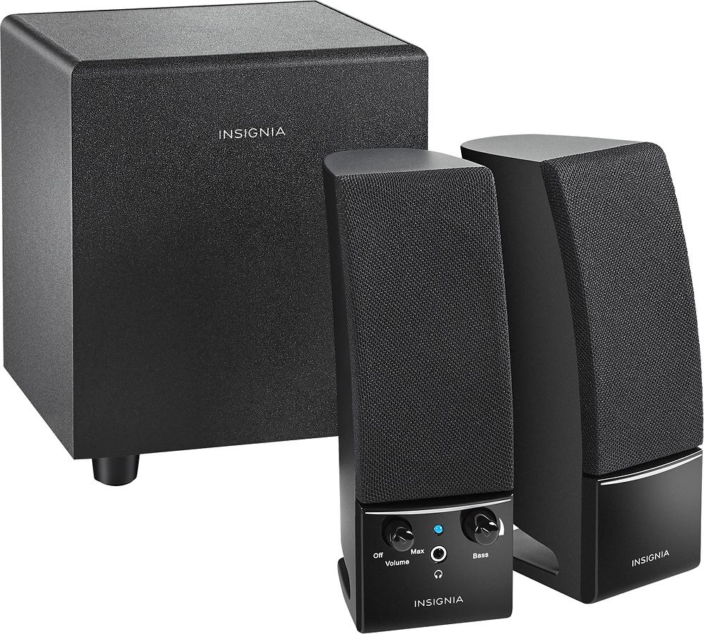 BestBuy - Insignia NS-PCS21 2.1 Speaker System - $12.99