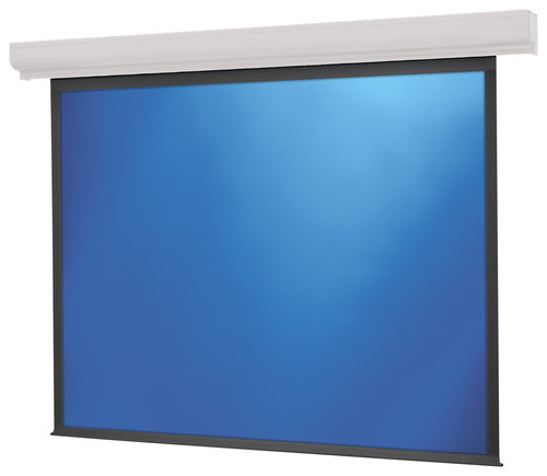 Projecta - Designer Contour 120 Electric Projector Screen - White