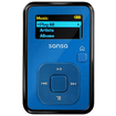 SanDisk - Sansa Clip 4 GB Flash MP3 Player - Blue